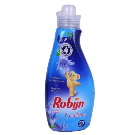 Robijn wasverzachter Passiebloem 1.25 L