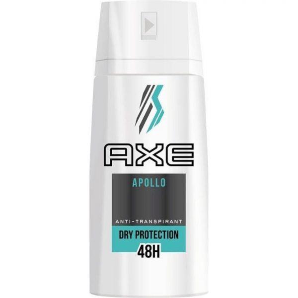Axe deodorant spray dry Apollo 150ml