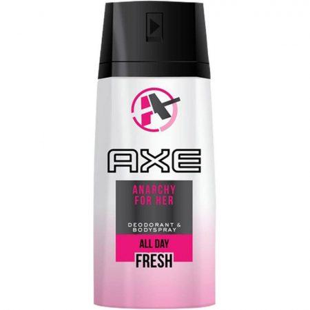 Axe Anarchy For Her Bodyspray Deodorant 150ml