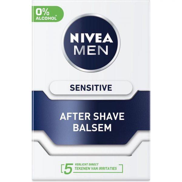 Nivea For Men Aftershave Balsem Sensitive 100ml