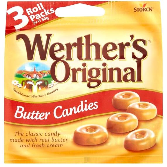 Werther's original 3pack