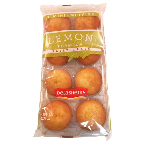 Mini muffins citroen 180 gr