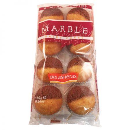 Mini muffins vanille-chocolade 180 gr