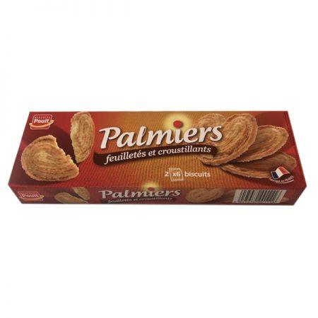 Poult palmiers 100gr