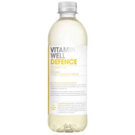 Vitamin Well Defence 500ml Citrus & Elderflower