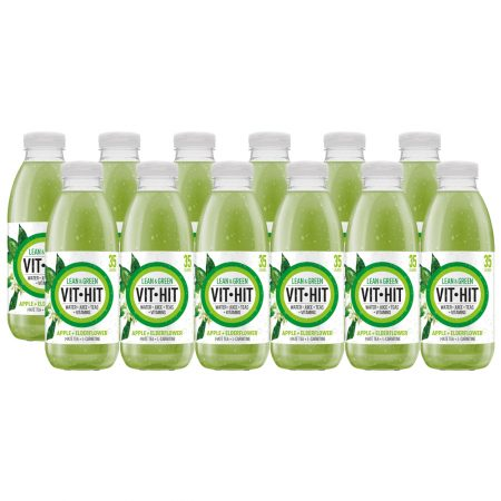 Vit-Hit Lean & Green 12 x 500ml