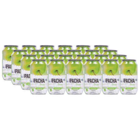 Pacha Drink Apple 24 x 33cl - Voordeelverpakking