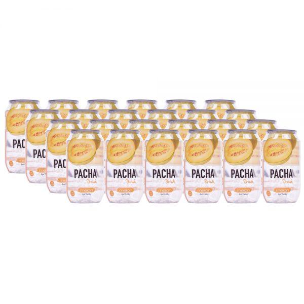 Pacha Drink Melon 24 x 33cl - Voordeelverpakking