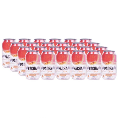 Pacha Drink Peach 24 x 33cl - Voordeelverpakking