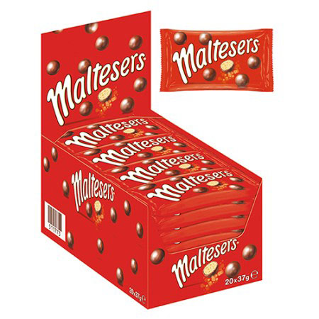 Malthesers 25 x 37 gr