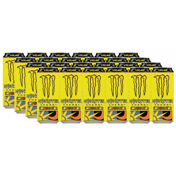 Monster Energy Drink The Doctor 24 x 500ml - Voordeelverpakking