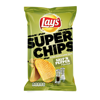 Lays Chips Salt 'N Pepper 40g