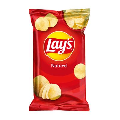 Lays Chips Natural 40g