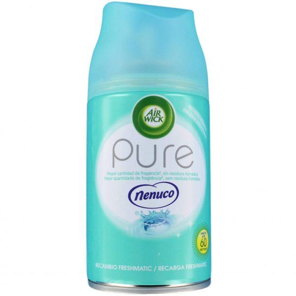 Airwick Freshmatic Pure Nenuco 250ml
