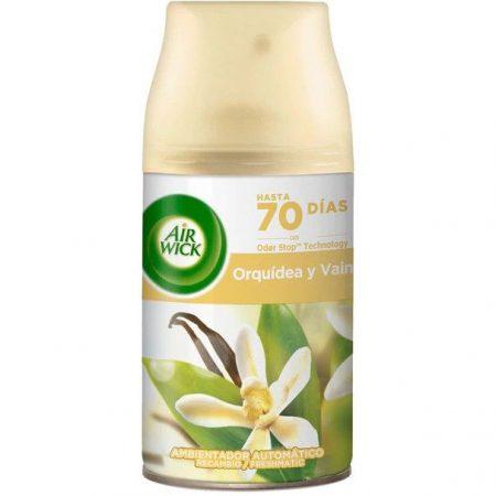 Airwick Freshmatic Orchidee en Vanille 250ml