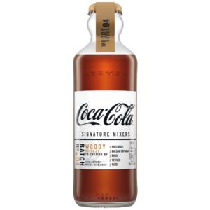 Coca-Cola Signature Mixers Woody Notes 200ml