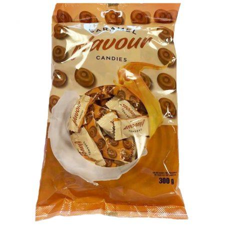 Caramel Candy Snoep - Apart verpakt 300gr