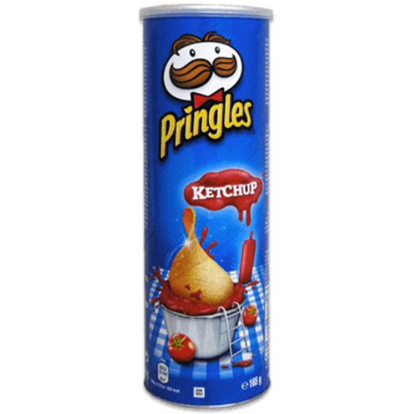 Pringles Ketchup 165gr