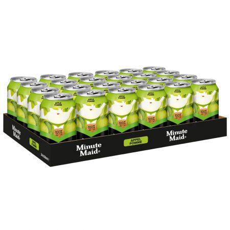 minute maid appelsap 24x33cl voordeelverpakking