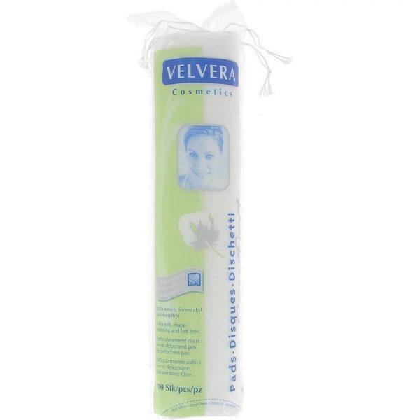 Velvera Cosmetics Wattenschijfjes 100st