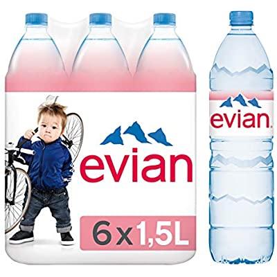 Evian Water 6 x 1,5L