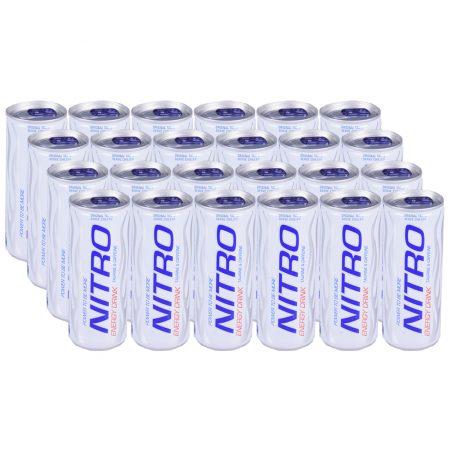 Nitro Energy Drink 24 x 250 ml - Voordeelverpakking