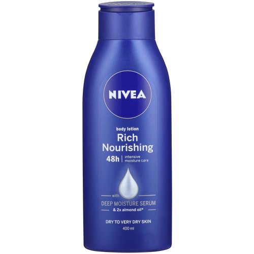 """Nivea Bodylotion """"Rijk Voedend"""" 400 ml"""
