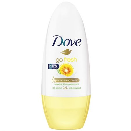 """Dove Deodorant Roller """"Go Fresh Lemongrass"""" 50 ml"""