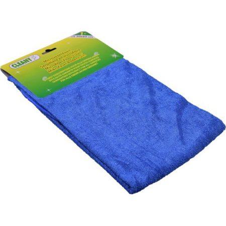 Cleany Microvezeldweil Blauw 50x60cm
