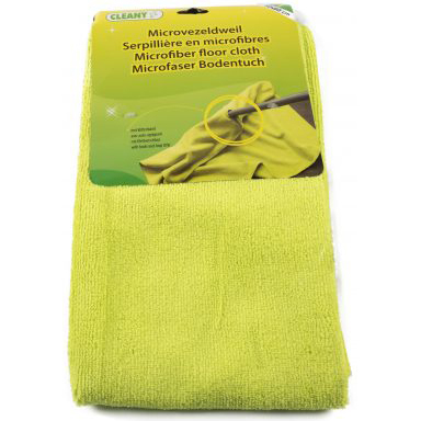 Cleany Microvezeldweil Met Klittenband 50x60cm