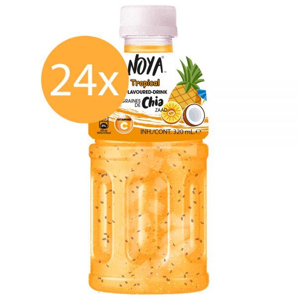 Noya Drink Tropical 24 x 320ml - Voordeelverpakking
