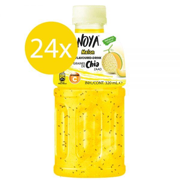 Noya Drink Meloen 24 x 320ml - Voordeelverpakking