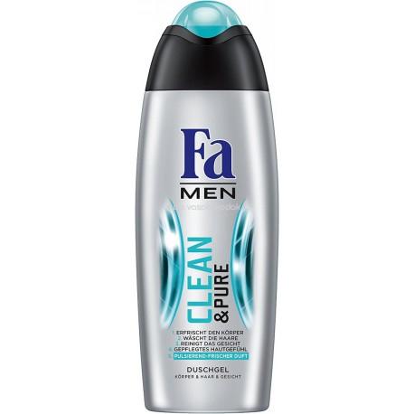 "Fa Men Douchegel ""Clean & Pure"" 250ml"