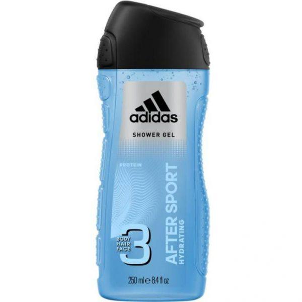 Adidas Body, Hair & Face - After Sport 250ml