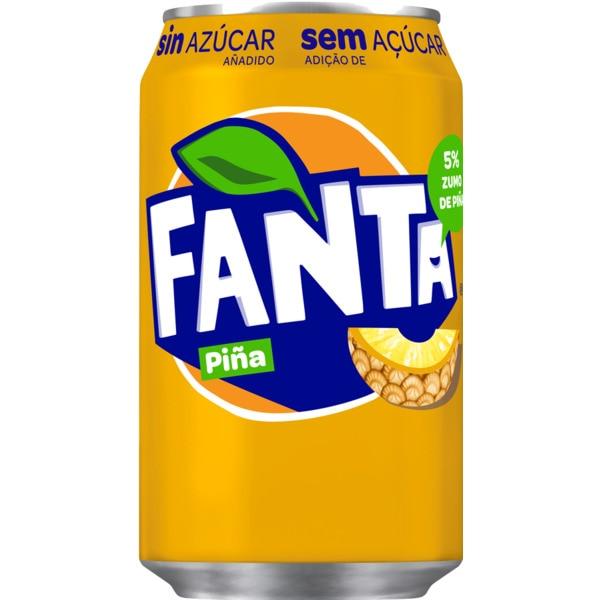 Fanta Ananas 330ml