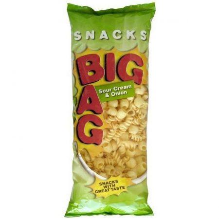 Big Bag Snacks Sour Cream & Onion 330g