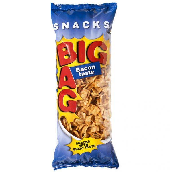 Big Bag Snacks Bacon 350g