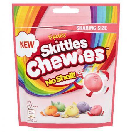 Skittles Chewies 196gr