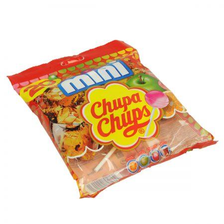 Chupa Chups Mini Lolly's 120gr/20stk