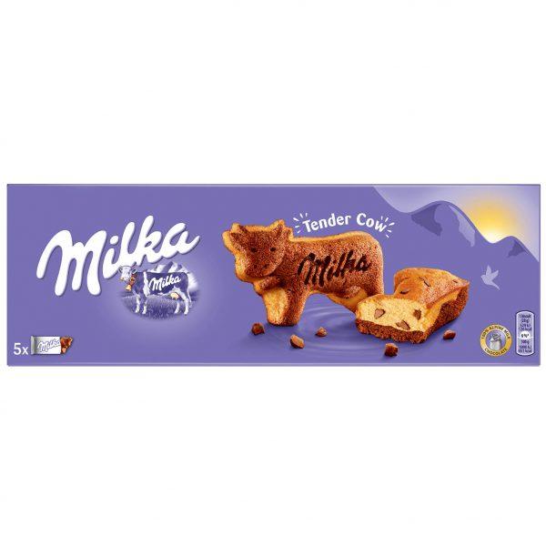 Milka Tender Cow - Apart verpakt 140gr/5st
