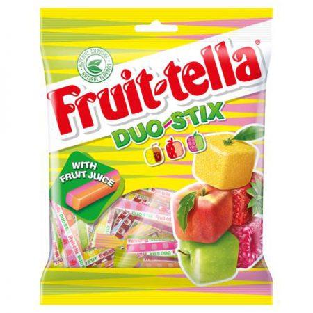 Fruit-Tella Duo Stix - Apart verpakt 160gr
