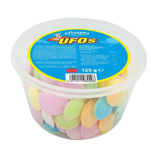 Gevulde Ufo's - Fruiti - 125gr