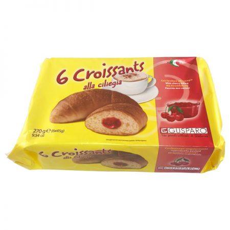 Croissant Kers Confituur - Apart verpakt 6x45gr