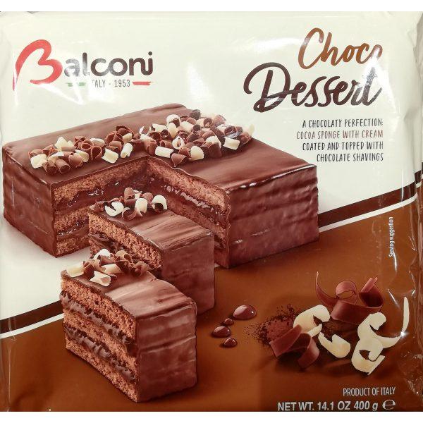Cake Taart Choco Dessert 400gr