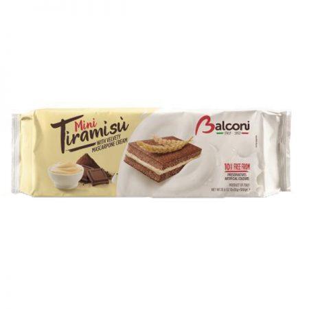 Mini Tiramisu Cake Apart verpakt 10x30gr