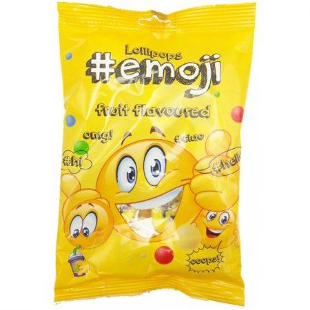 #Emoji Lolly's Met Fruitsmaak - Apart Verpakt 300g