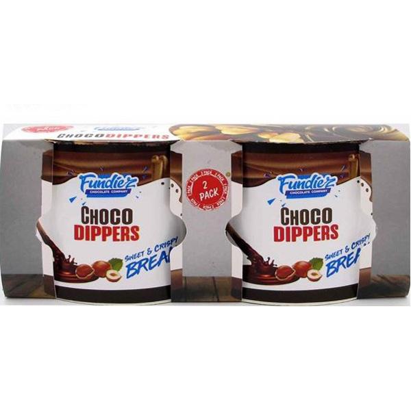 Fundiez Choco Dippers 2 x 55g