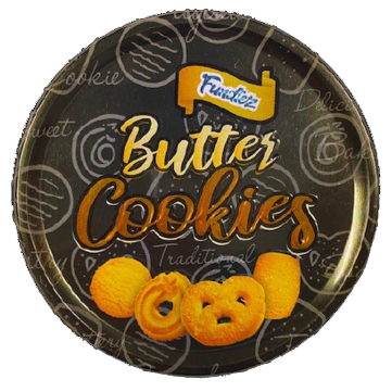 Fundiez Butter Cookies 140g