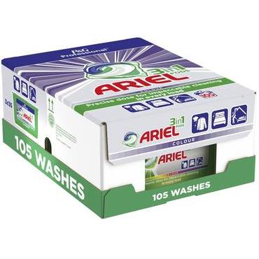 Ariel 3 In 1 Pods Colour - 105wasb - Voordeelverpakking