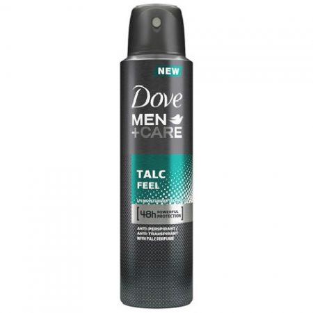 "Dove Men +Care Deodorant ""Talc Feel"" 150ml"